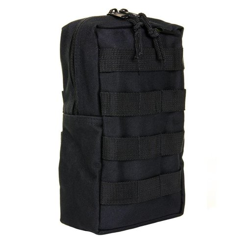 101Inc. 101Inc. Utility Pouch Upright Black