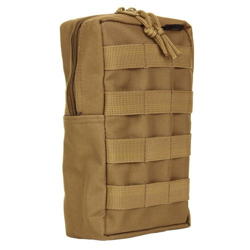 101Inc. 101Inc. Utility Pouch Upright Coyote