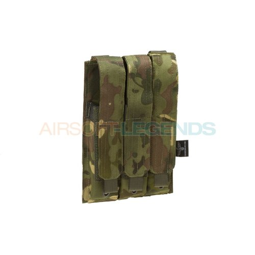 Invader Gear Invader Gear MP5 Triple Mag Pouch Multicam Tropic