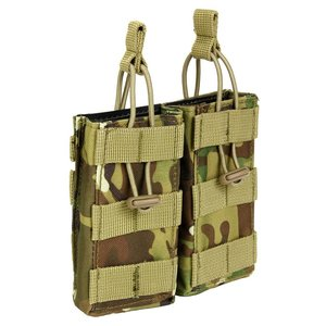 101Inc. 101Inc. Double Mag Pouch Multicam