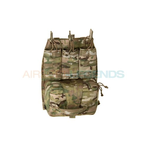Warrior Assault Systems Warrior Assault Assaulters Back Panel Multicam