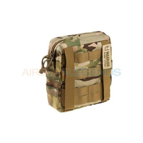 Warrior Assault Systems Warrior Assault Medium MOLLE Utility Pouch Zipped