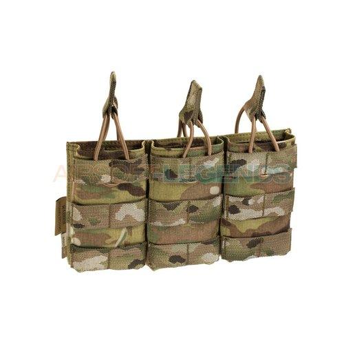 Warrior Assault Systems Warrior Assault Triple Open Mag Pouch M4 5.56mm