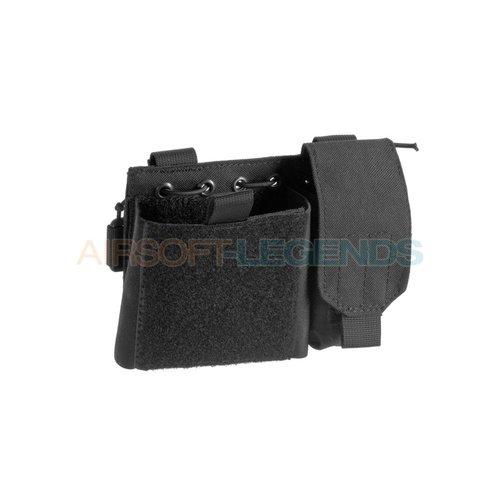 Invader Gear Invader Gear Admin Pouch Black