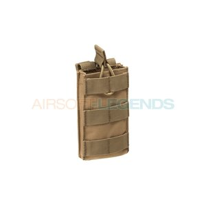 Condor Condor M4 Single Open-Top Mag Pouch Coyote