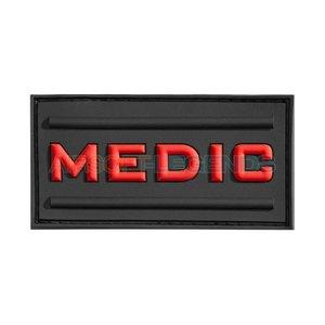 JTG Medic Rubber Patch Black