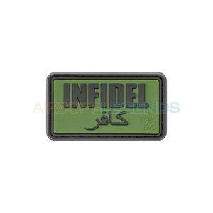 JTG Infidel Rubber Patch OD