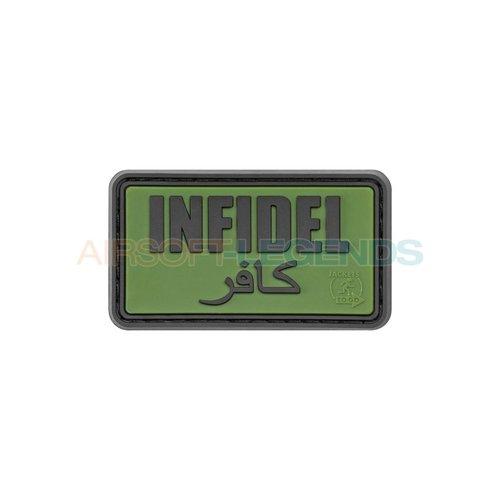JTG JTG Infidel Rubber Patch OD