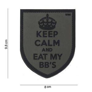 101Inc. 101Inc. PVC Keep Calm Grijs