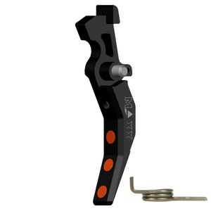 Maxx Model Maxx Model CNC Aluminum Advanced Trigger Style C - Black