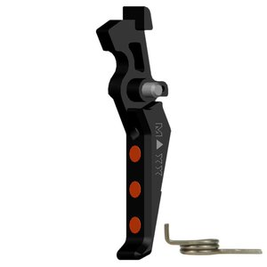 Maxx Model Maxx Model CNC Aluminum Advanced Trigger Style E - Black