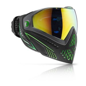 Dye i5 Emerald Black/Lime