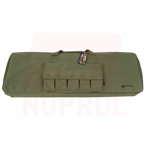 NUPROL Nuprol PMC Essentials Single Rifle Bag 36inch Green