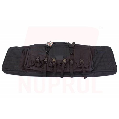 NUPROL Nuprol PMC DeLuxe Double Rifle Gun Bag 46inch Black