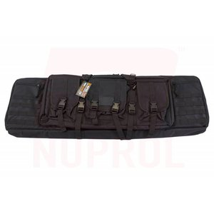 NUPROL Nuprol PMC DeLuxe Double Rifle Gun Bag 42inch Black