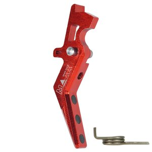 Maxx Model Maxx Model CNC Aluminum Advanced Trigger Style A - Red