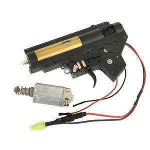 Cyma Cyma 8mm Full Gearbox Set (Version 2, Rear Wiring) M4/M16