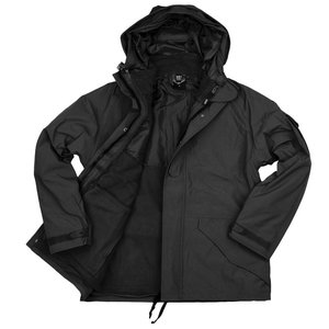 101Inc. 101Inc. Military Parka Black