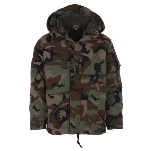 101Inc. 101Inc. Military Parka US Woodland