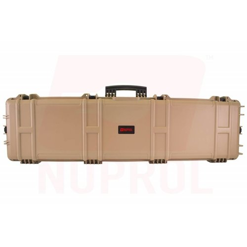 NUPROL Nuprol Hard Case Tan XL