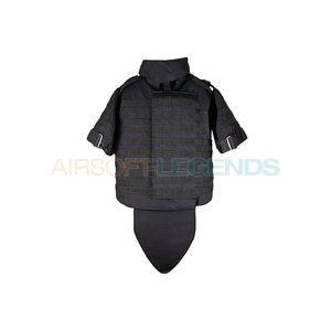 Invader Gear Invader Gear Interceptor Body Armor Black
