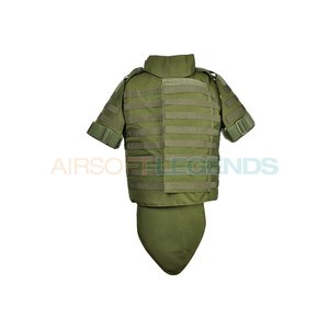 Invader Gear Invader Gear Interceptor Body Armor OD Green
