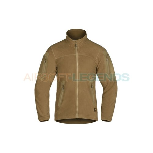 Clawgear Aviceda Mk.II Fleece Jacket Coyote