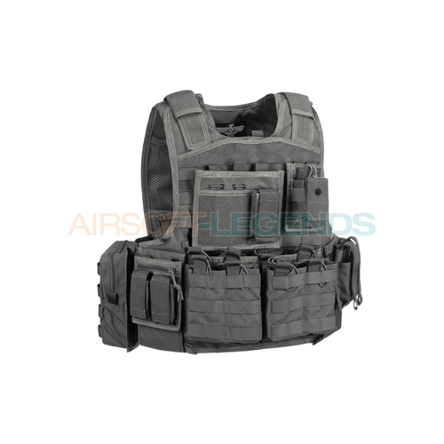 Invader Gear Invader Gear Mod Carrier Combo Grey