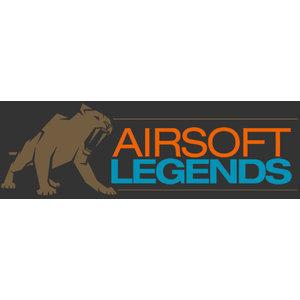 Legendary 1 Free Airsoft-Legends Promo Sticker