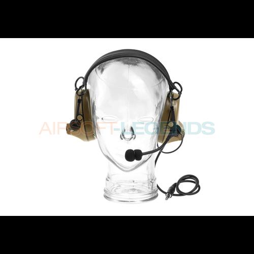 Z-Tactical Z-Tactical Comtac II Headset Military Standard Plug DE