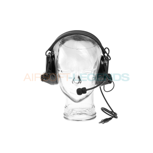Z-Tactical Z-Tactical Comtac II Headset Military Standard Plug Black