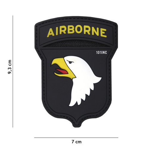 101Inc. 101Inc. 101st Airborne PVC Patch