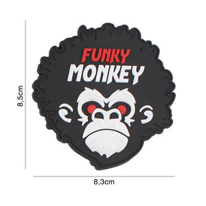 101Inc. 101Inc. Funky Monkey PVC Patch