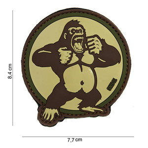 101Inc. 101Inc. King Kong PVC Patch Brown