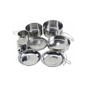 Highlander Highlander Peak Weekender Cookware kit