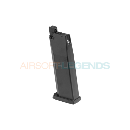 H&K (Heckler & Koch) H&K Magazine USP Metal Version Co2 18rds