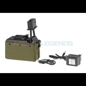A&K A&K M249 Box Mag 1500rds OD