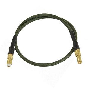 Balystik Balystic 8mm black braided line for HPA regulator (US version)