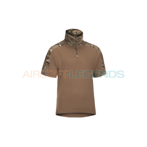 Invader Gear Invader Gear Combat Shirt Short Sleeve Multicam