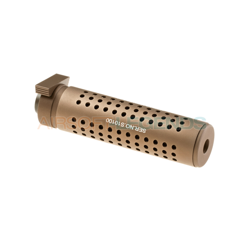Pirate Arms Pirate Arms KAC QD 145mm Silencer CCW Tan