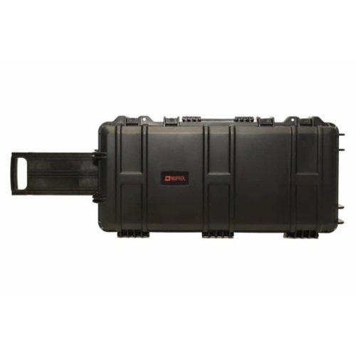 Nuprol Nuprol Medium Hard Case Black (Wave foam)