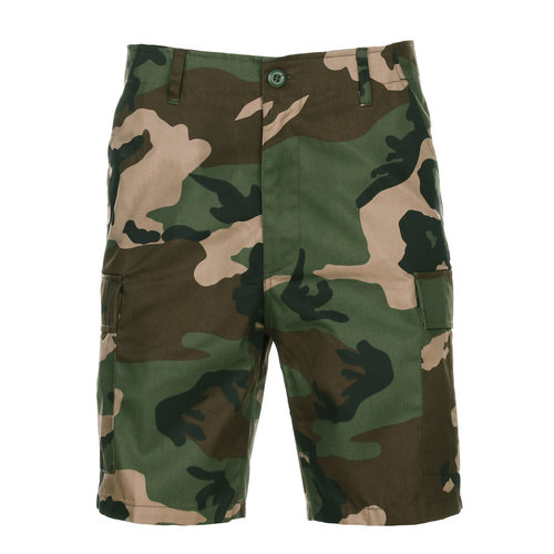 Fostex Fostex BDU Short Pants Woodland