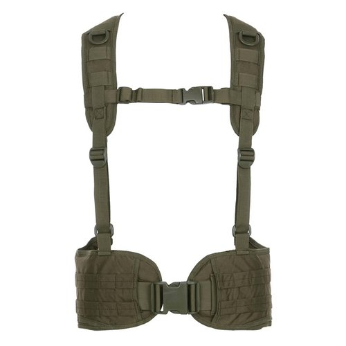 101Inc. 101Inc. Combat belt with Harness OD