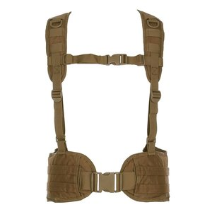 101Inc. 101Inc. Combat belt with Harness Coyote