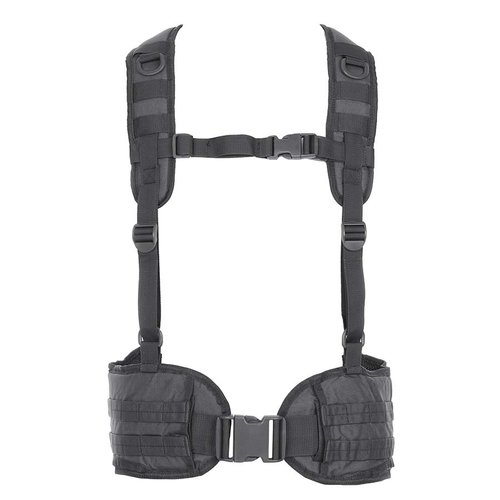 101Inc. 101Inc. Combat belt with Harness Wolf Grey
