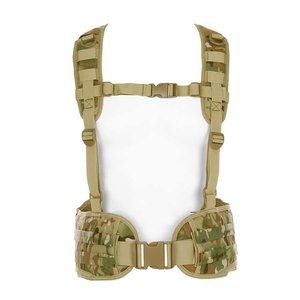 101Inc. 101Inc. Combat belt with Harness Multicam