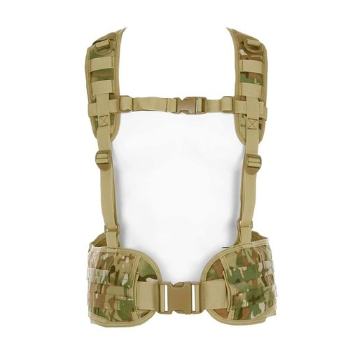 101Inc. Combat belt with Harness DTC