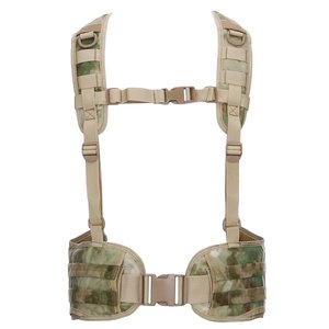101Inc. 101Inc. Combat belt with Harness A-TACS-FG