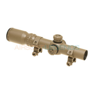 Aim-O Aim-O 1-4x24 SE Tactical Scope Tan