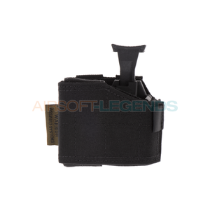 Warrior Assault Systems Warrior Assault Universal Pistol Holster Left Handed Black